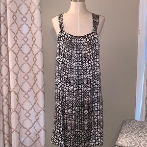 White House Black Market 💯 Silk Dress
